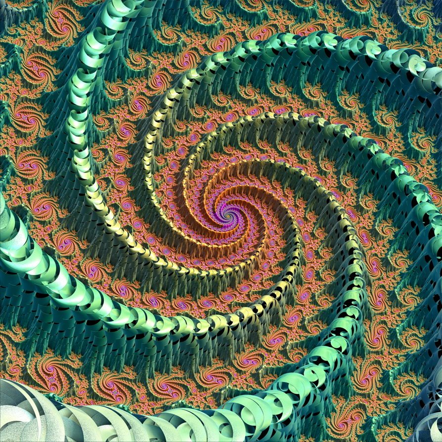 make your own fractals