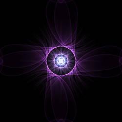 The Strangely Attractive Purple Flower