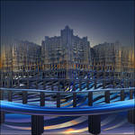 The Fractal Temple of New Age
