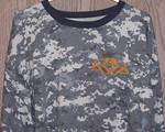Babylon 5 camo shirt by master-ninjabear