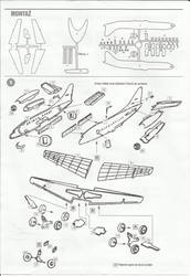 Caravelle Instruction sheet