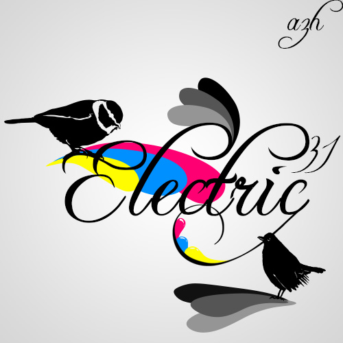 electric by azhdesign