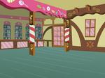 MLP Cake Shop Background