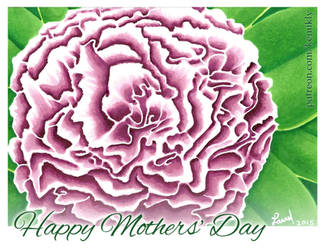 Mothers' Day Card (Free Download) by KemikLy