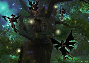 Fairies realm