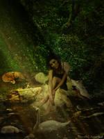 Hidden sweet paradise by Momotte2