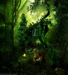 Key of the Squirrel Kingdom by Momotte2