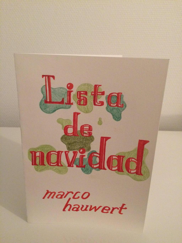 Christmas wishlist by MarcoHauwert