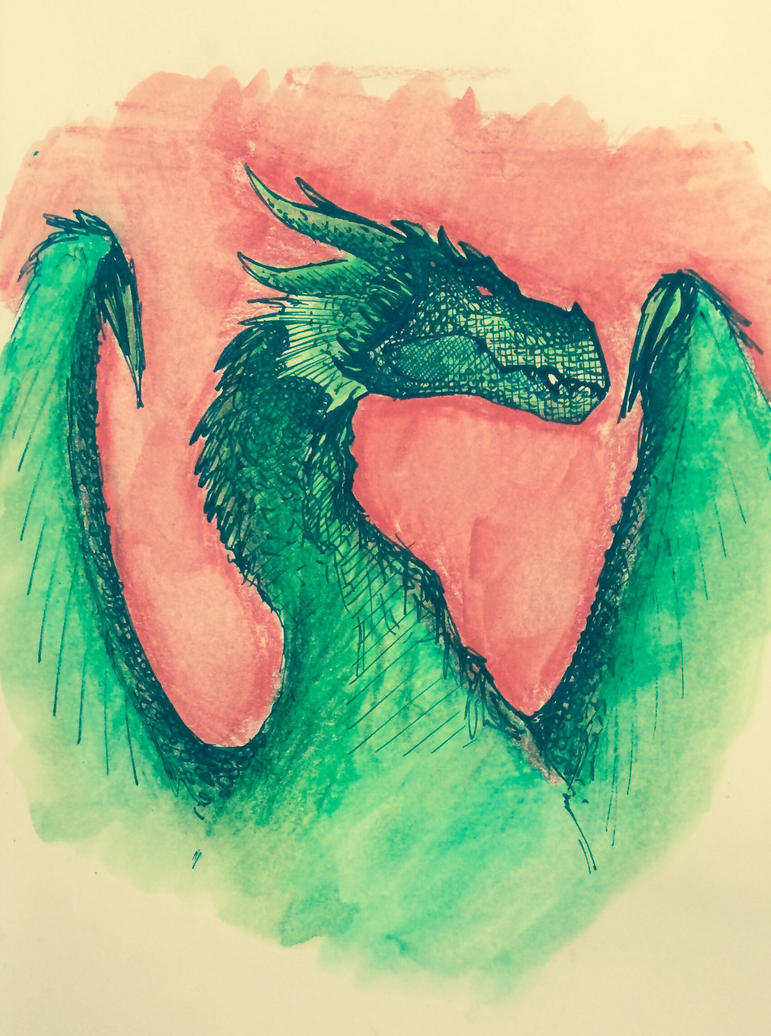 Dragon by MarcoHauwert