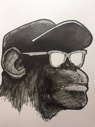 I'm back like an ape!! by MarcoHauwert