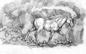 Unicorn.... by metzgermeisterrt