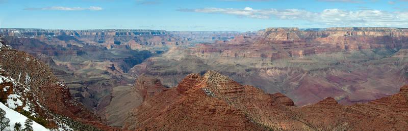 Grand Canyon, I