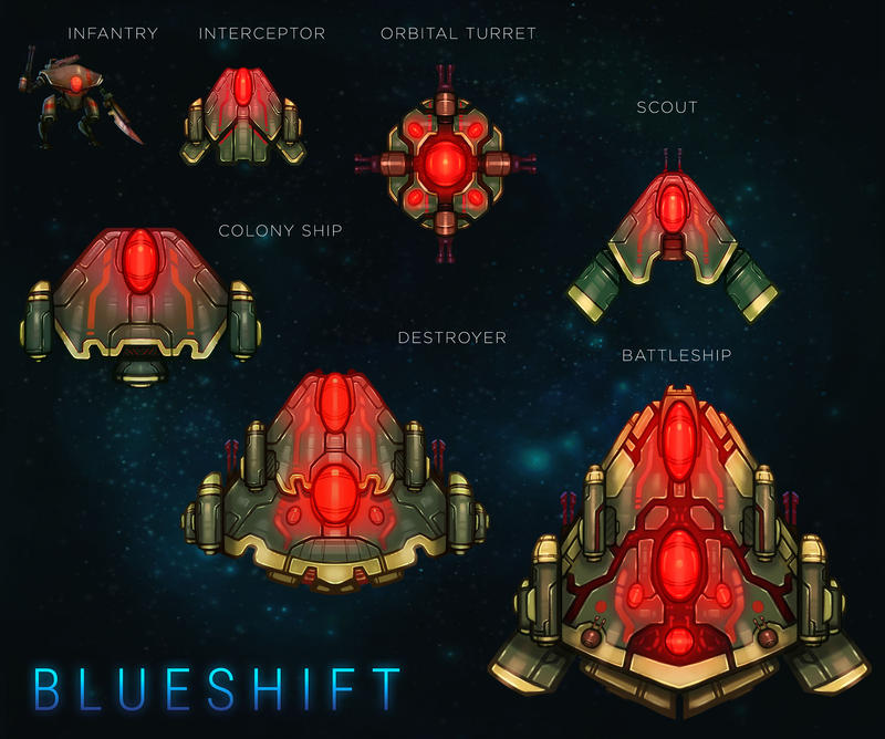 BLUESHIFT:  Android Tribunal ship set by antonio-panderas