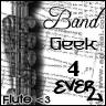 Icon - Band Geek :Flute: by blitzgun