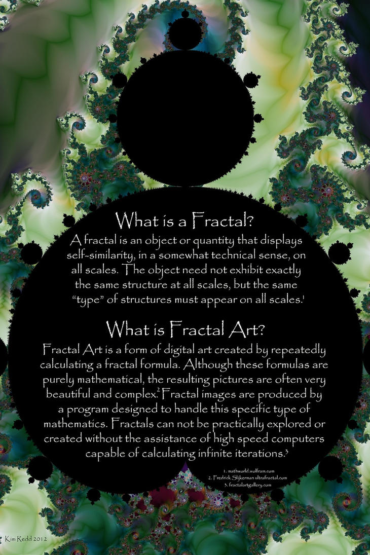 What's a fractal? by beautifulchaos1