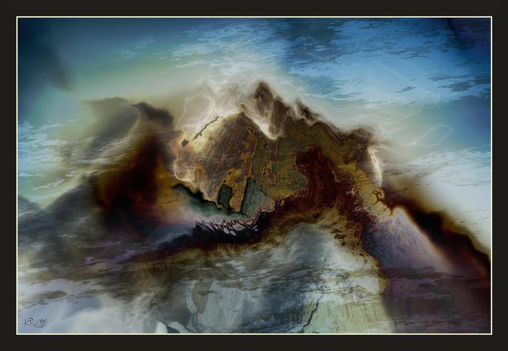 Magic Mountain by beautifulchaos1
