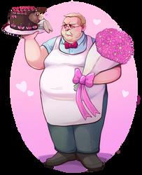 ZENITH- (Collab) Valentine's Day Special by Minnie-Salinas
