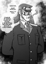 G Gundam- Hungover by Minnie-Salinas