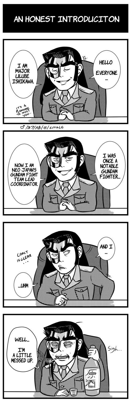 G Gundam- An Honest Introduction