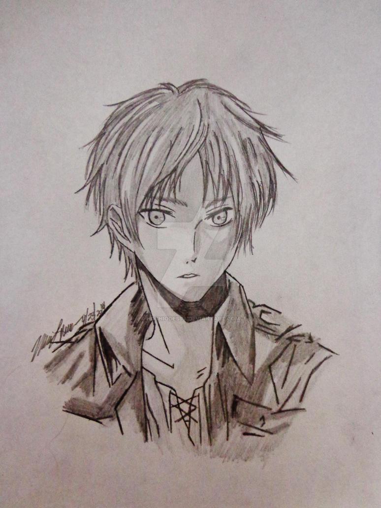 Eren by HoshiOdessa