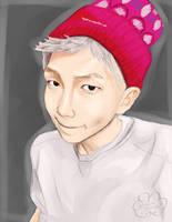 Namjune #2 by CloudDoodle