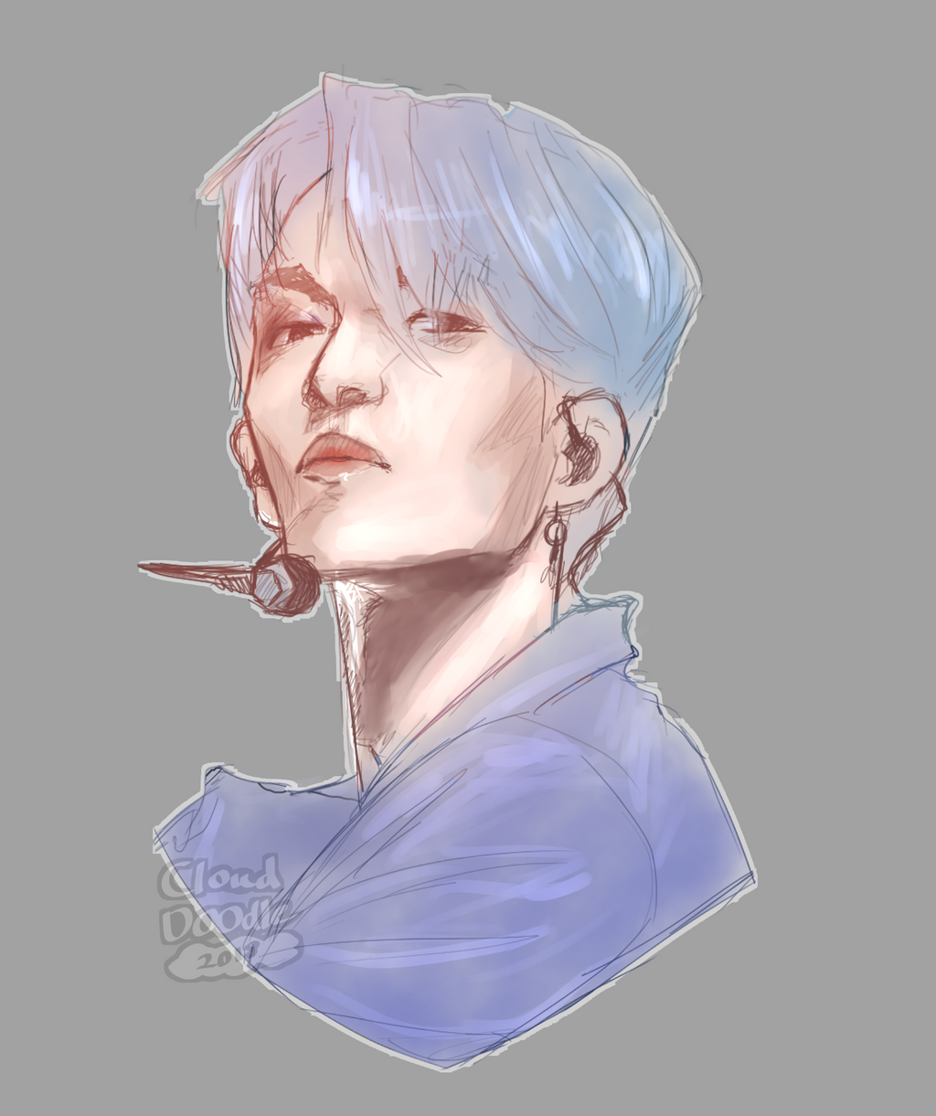 Birthday Scoups by CloudDoodle