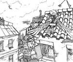 Rooftop Harpy