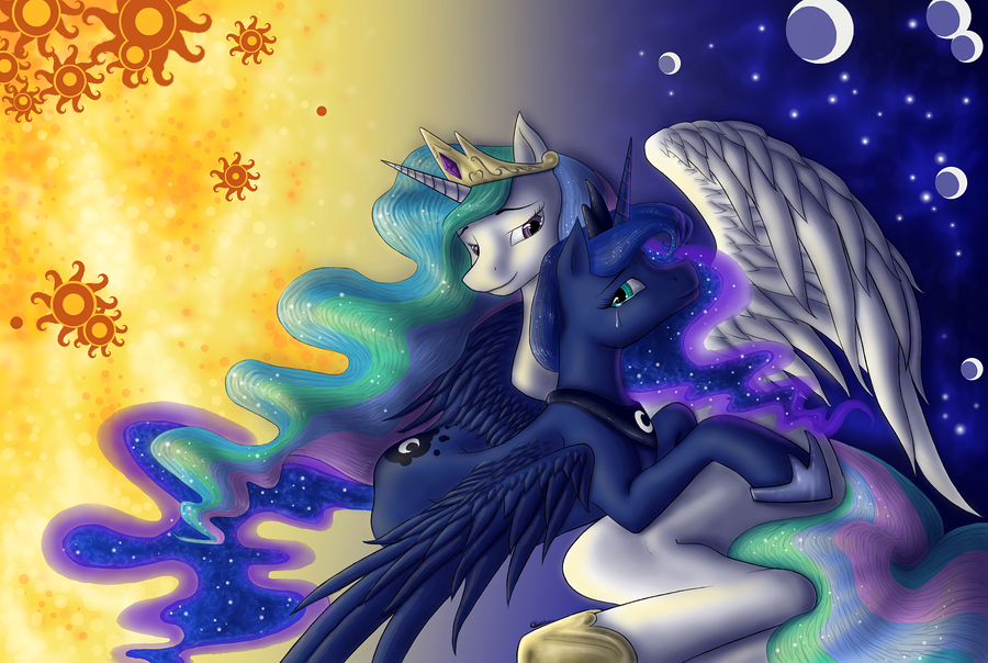As they were always meant to be by AnaduKune