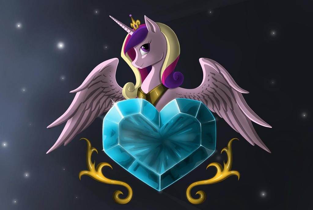 Crystal Princess by AnaduKune