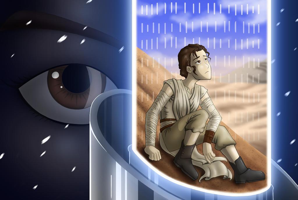 Rey by AnaduKune