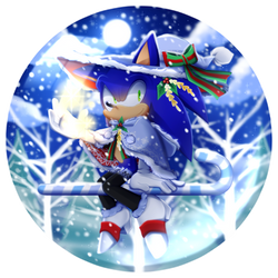 Winter Witch by blueseamoon
