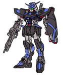 Redemption Gundam Armed