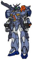 Blazing Duel Gundam