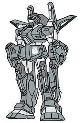 GM Dagger Haruyuki Custom by Nightwing03