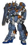 Duel Gundam Mk II