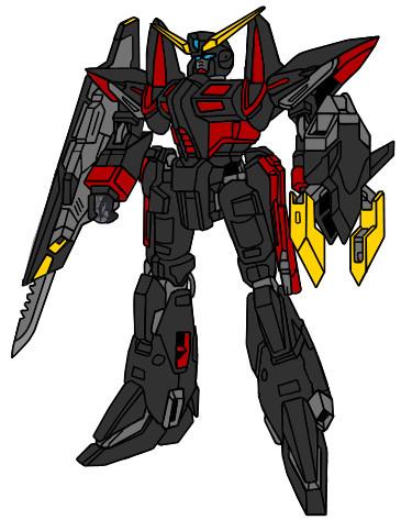 Blitz Gundam Mk II by Nightwing03