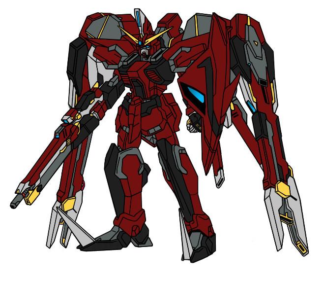 Aegis Gundam Mk II by Nightwing03