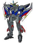 F-15E Strike Eagle Gundam