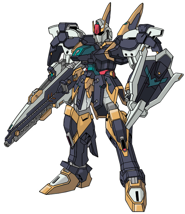 Quantum Gundam by Nightwing03