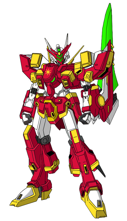 Gundam Driant by Nightwing03