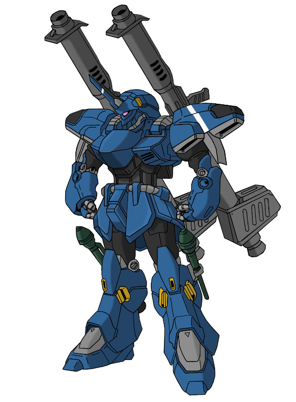 KAMPFER Full Weapon Loadout by Nightwing03