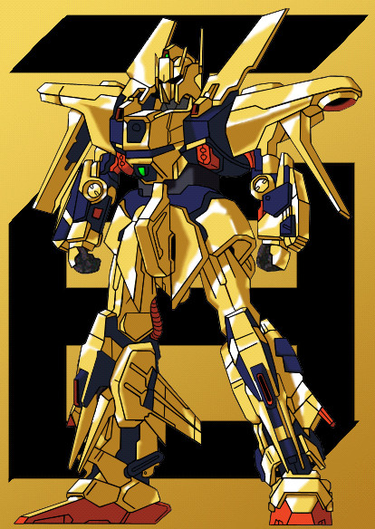 Hyaku Shiki Fighter by Nightwing03