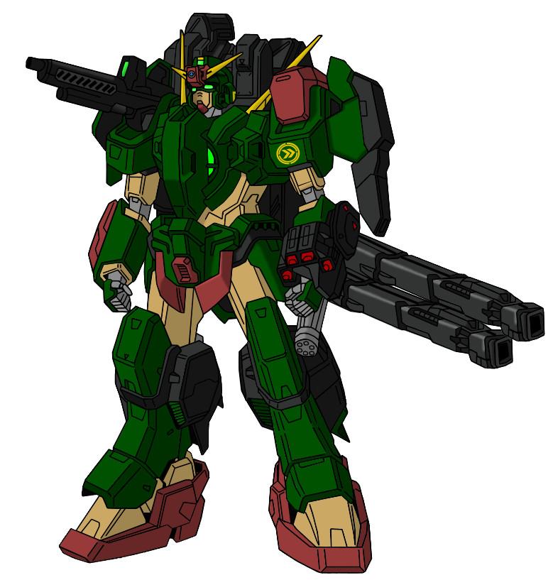 Gundam Sentrail by Nightwing03