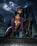 MK vs DCU: Catwoman
