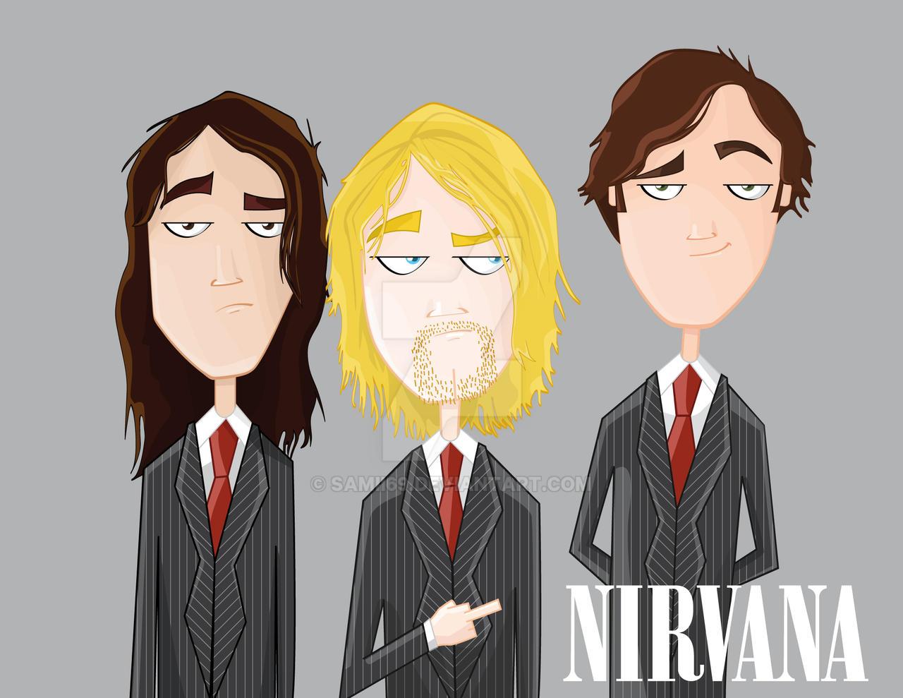 Nirvana by samii69