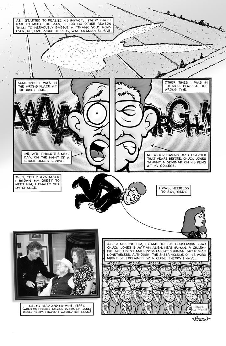 Chuck Jones IV by JonBeanHastings