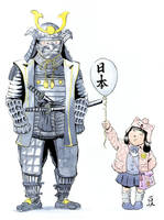 Japanese Culture by JonBeanHastings