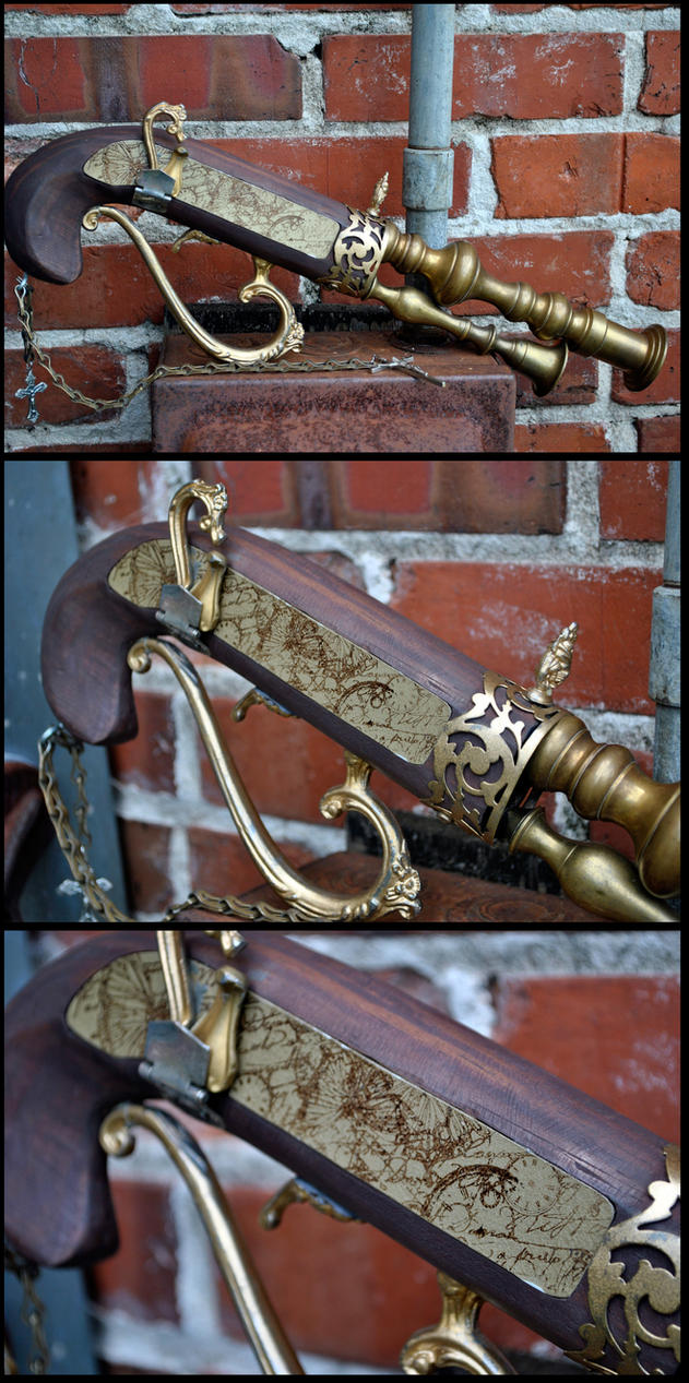 Hunter's Hand Cannon by Cap-n