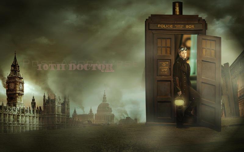 Steampunk Doctor by Aoi4ik