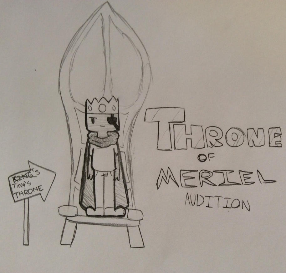 Throne of Meriel Audition Cover by TheTinyShow